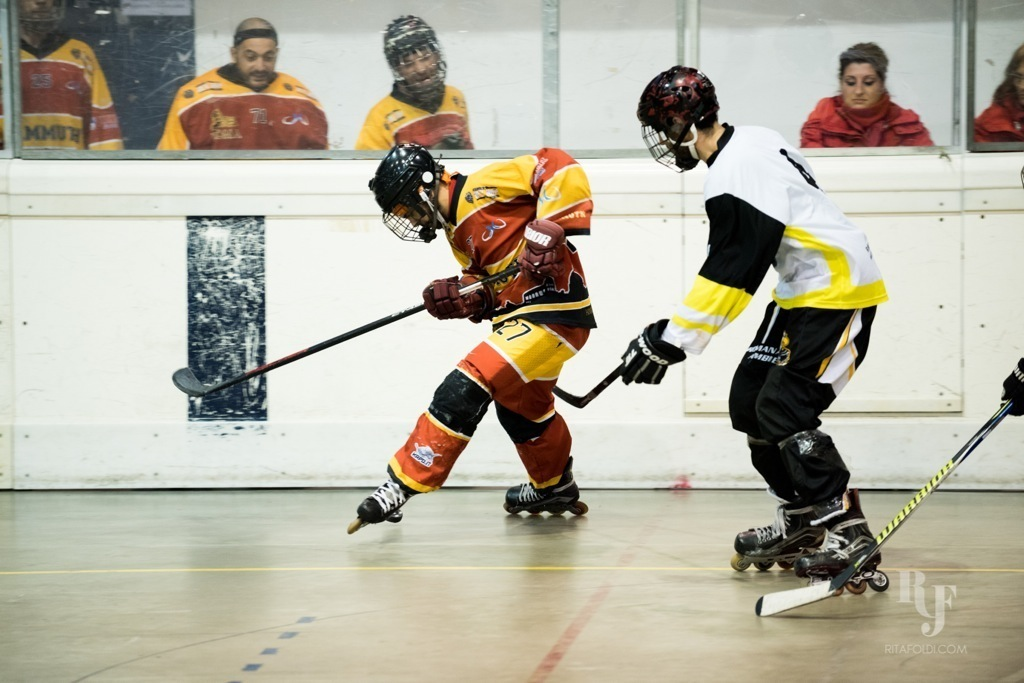 Hockey Mammuth, Rita Foldi Photo, inline hockey, roller hockey, castelli romani