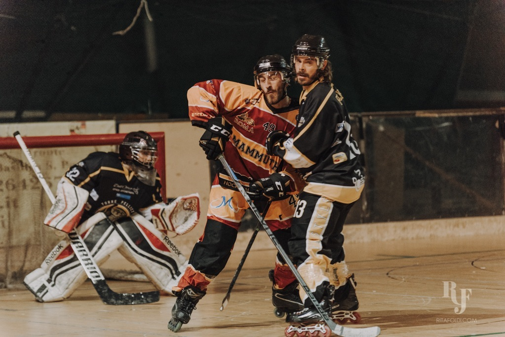 sports photography, Rita Foldi, Mammuth hockey, hockey in line roma, hockey inline roma, mammuth roma