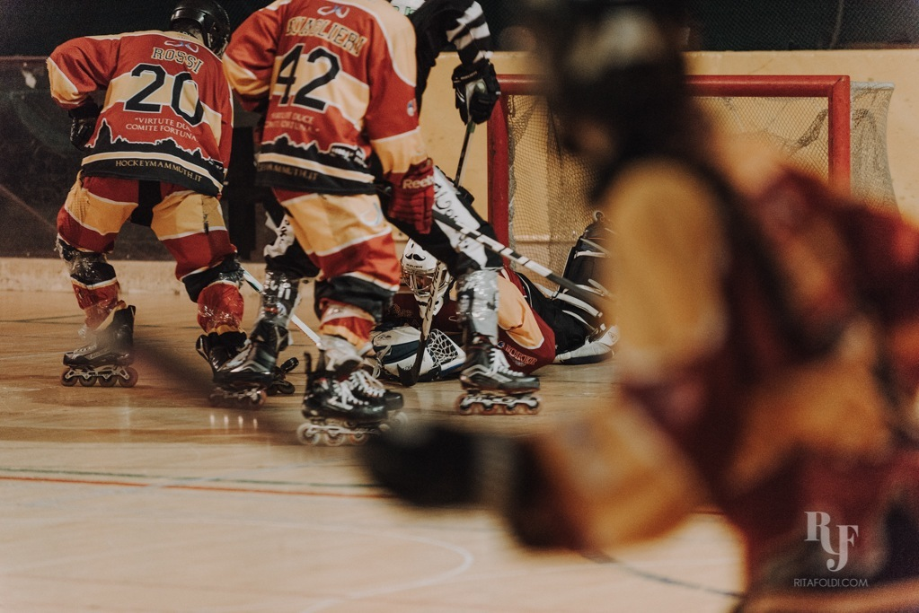 Rita Foldi photography, sports photography, hockey inline, mammuth roma, mammuth hockey, hockey roma, hockey inline roma, photographer in rome