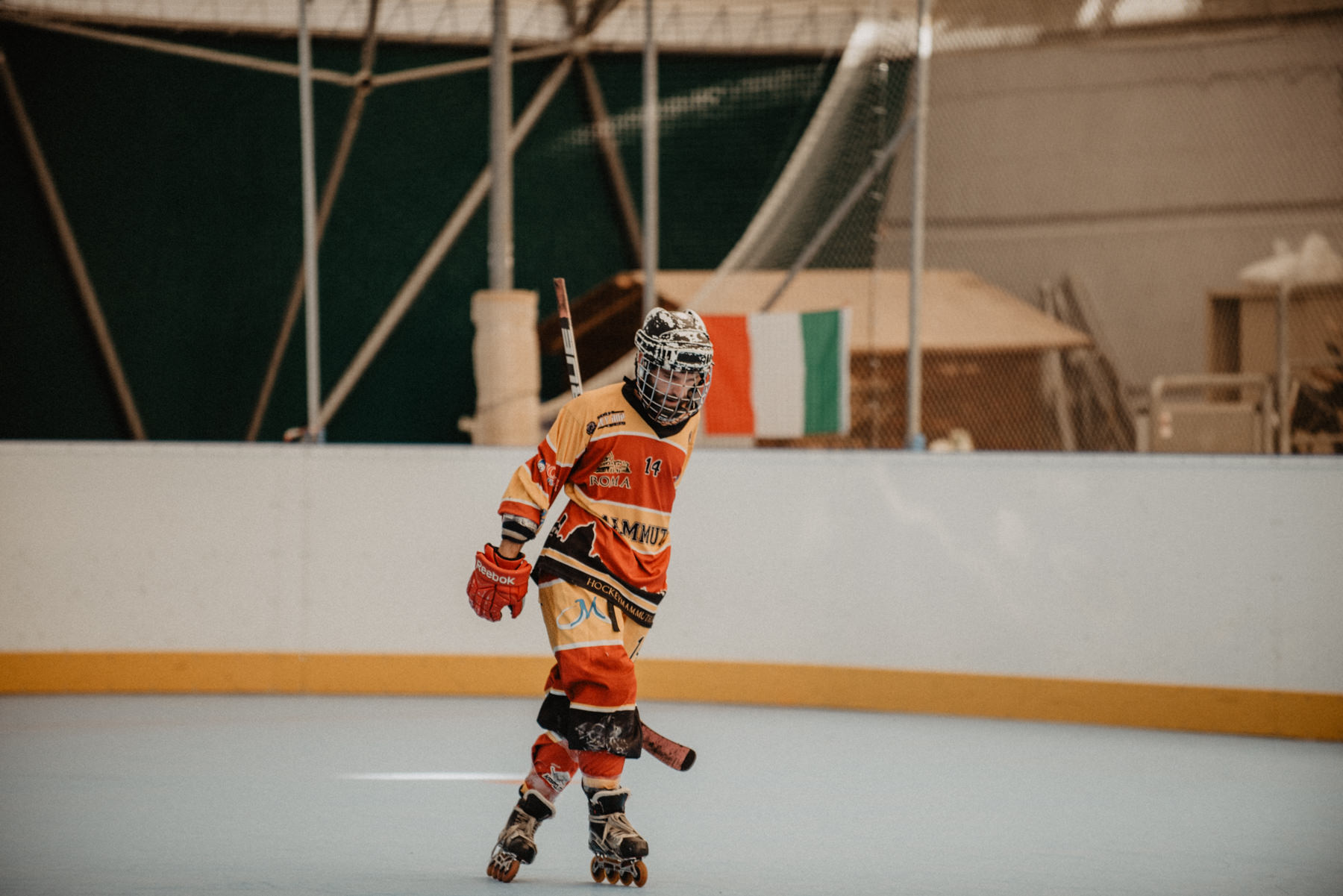 hockey roma, inline hockey roma, mammuth hockey, mammuth roma, rita foldi photography, sports photography, firs, coppa italia