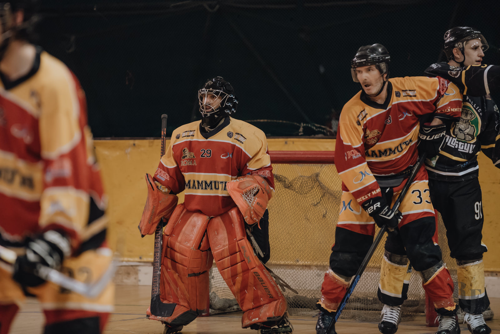 Mammuth Roma Hockey Team, pattinaggio e hockey a roma, mammuth hockey, hockey in linea a roma, rita foldi photography, corso di pattinaggio e hockey a roma, campionato serie B, inline hockey