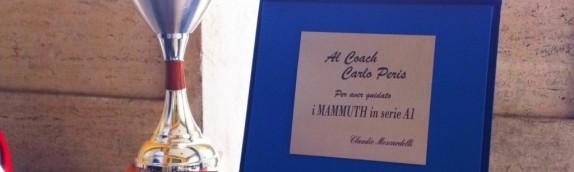 Latina premia i suoi Mammuth