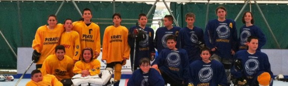 Spareggio Under13 : Pirati – Mammuth 6-5