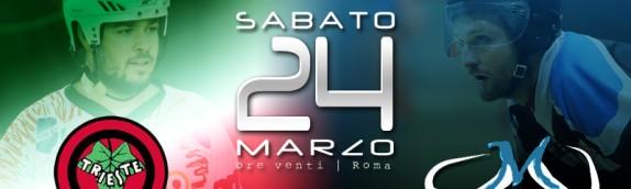 Chiusura di stagione domani a Trieste