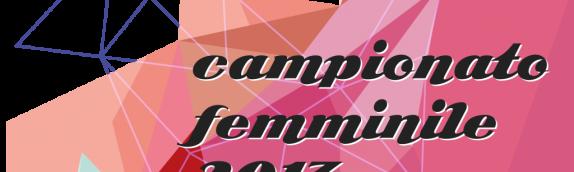 Inizia la Femminile!