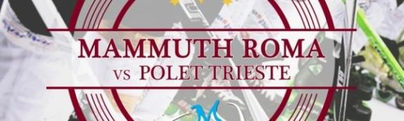 Scontro diretto importantissimo per i Mammuth domani contro Trieste