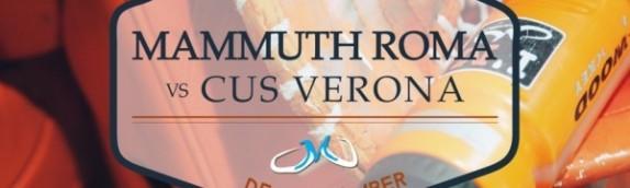 I Mammuth cercano il riscatto ospitando domani il Verona