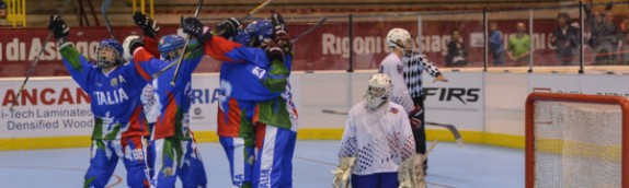Azzurrini in semifinale ai Mondiali di Asiago-Roana!