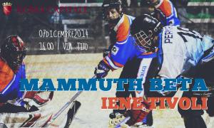 Serie B | Mammuth Roma A - Iene Tivoli @ Palamunicipio Roma XI | Roma | Lazio | Italia