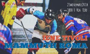 Serie B | Tivoli Iene - Mammuth Roma B @ Palamunicipio Roma XI | Roma | Lazio | Italia