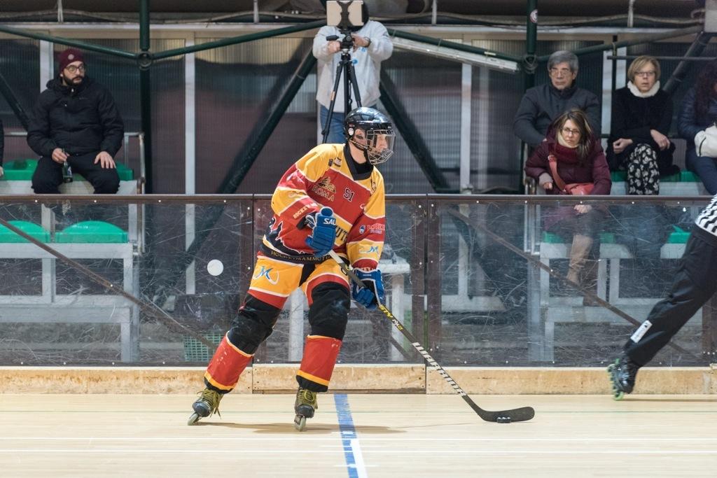 rita foldi, mammuth hockey, libertas genzano, inline hockey