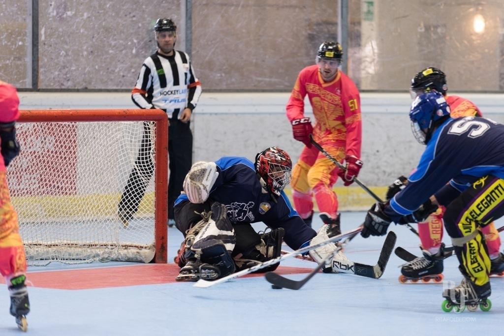 Rita Foldi Photo, Lazio, Trofeo delle Regioni, 2018, Emilia Romagna, FISR, hockey inline, hockey