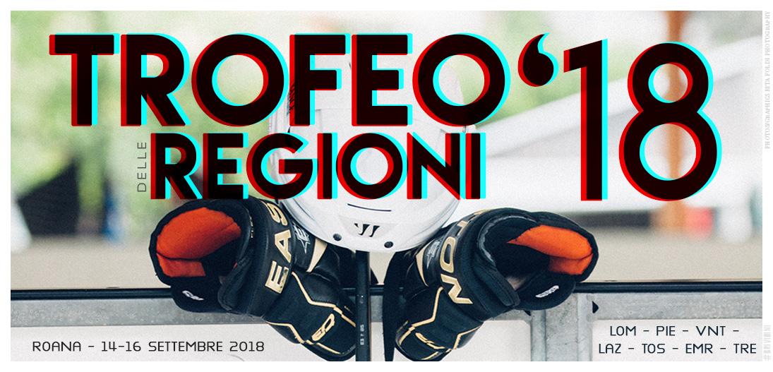 Trofeo delle Regioni 2018, grafica Rita Foldi per Mammuth