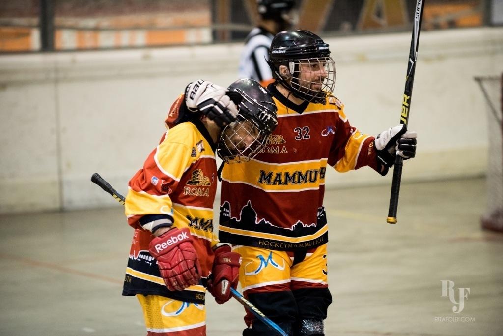 Hockey Mammuth, Rita Foldi Photo, inline hockey, roller hockey, castelli romani