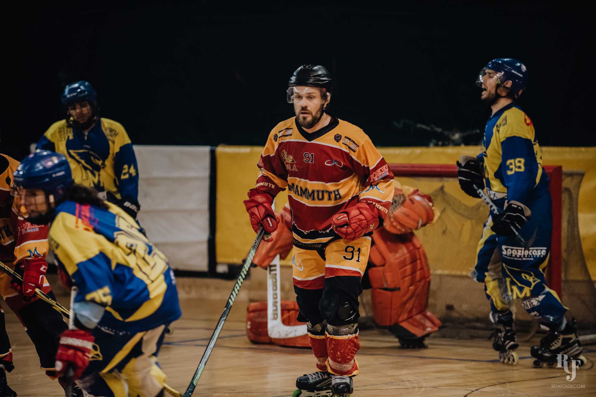 hockey inline roma, roma hockey, rome hockey, hockey mammuth, mammuth roma, hockey in rome, rita foldi photography