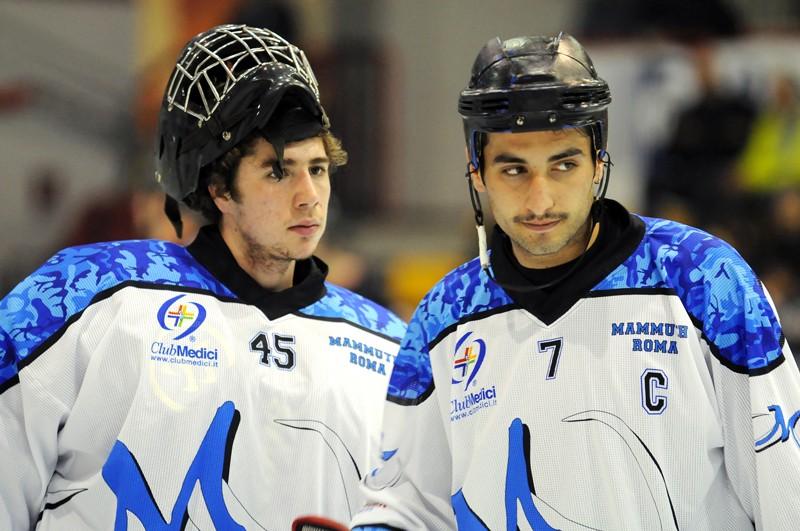 Adriano Meli e Santilli